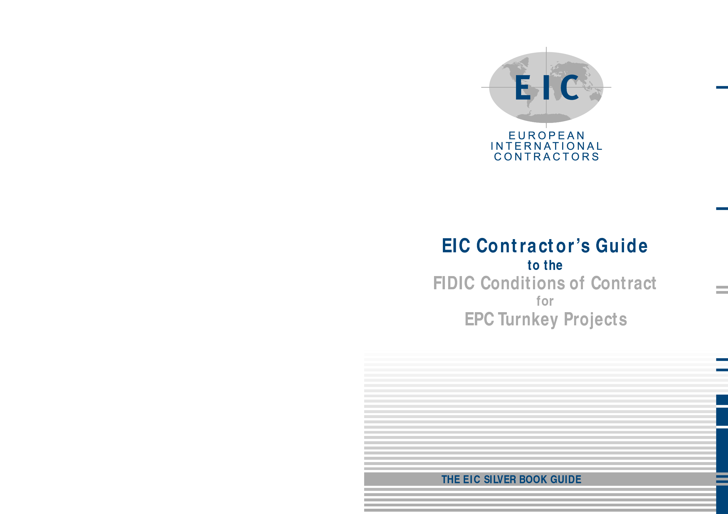 Fidic silver book epc turnkey contract free download.