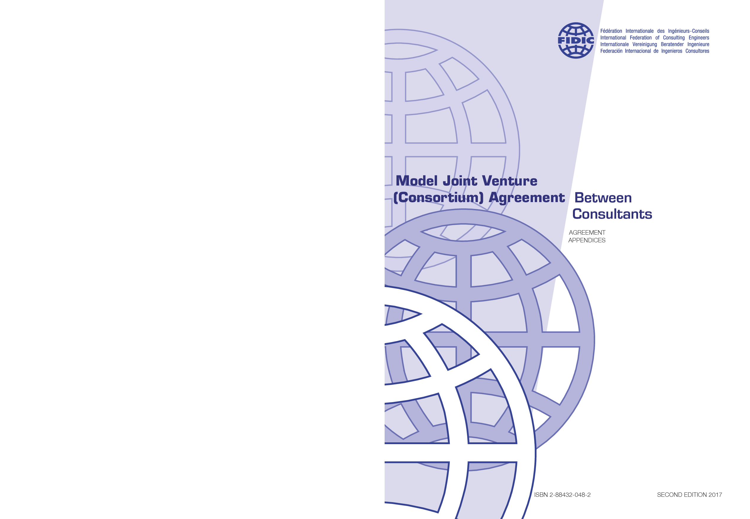 Model Joint Venture Consortium Agreement 2nd Edition 2017