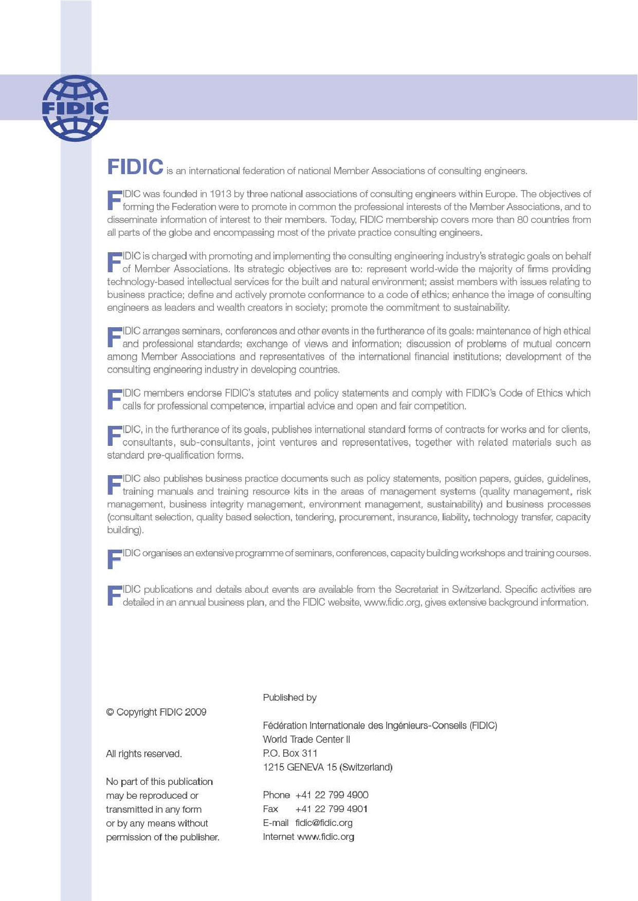Definition Of Services Guidelines Building Construction 2009