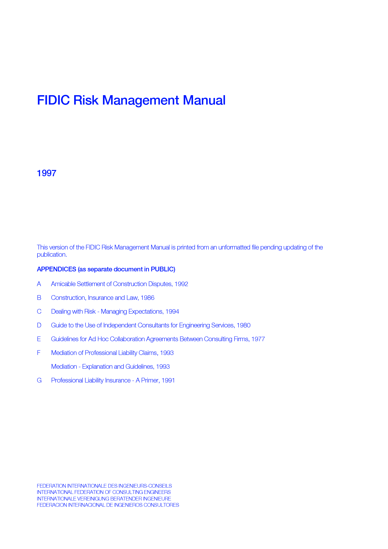 foundations of risk management and insurance 1st edition pdf