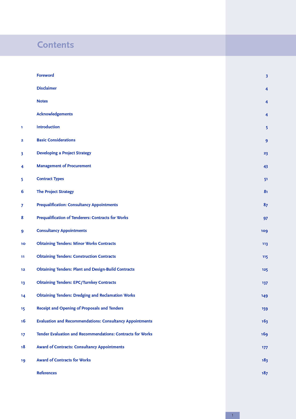 FIDIC Procurement Procedures Guide 1st Ed (2011