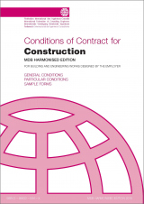 Red free contract construction conditions book fidic download of for