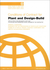 Construction contract 1st ed (1999 red book)   international.