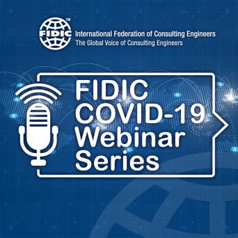 Fidic Covid 19 Webinar Series Coming Out Of Covid What Will