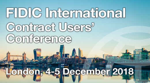 FIDIC 2018 London conference