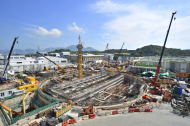 Harbour Area Treatment Scheme (HATS) Stage 2A, Hong Kong