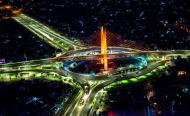 Nga Ba Hue Interchange Construction Project