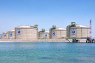 Samcheok LNG Terminal LNG Storage Tanks